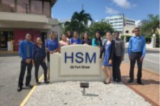 HSM Welcomes 16 Students to Internship Programme