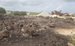 Update on Bodden Town Quarry Fire