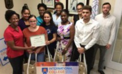 ICCI International Seminar Awarded Classroom of the Month