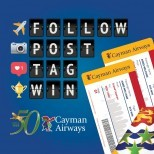 Cayman Airways celebrates 50th Anniversary with nostalgic social media competition