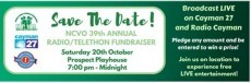 National Council of Voluntary Organisations Radio-Telethon Is October 20th