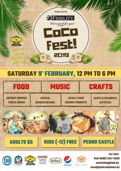 Pedro St. James Focuses on Cayman Coconut