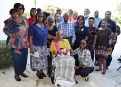 Sunrise Cottage Resident Celebrates 100th Birthday in Style