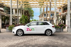 ZÜN Car Sharing Service Launched in Camana Bay by Arch Automotive