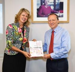 Canadian High Commissioner Visits