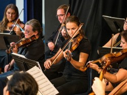 National Orchestra Hosting Two Concerts This Month