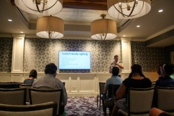 RCIPS & DOE Host Turtle Friendly Lighting Seminar