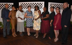 Social Work Recognition Dinner Gives Thanks