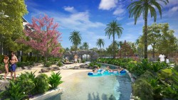 Cayman Islands' First Lazy River at OLEA