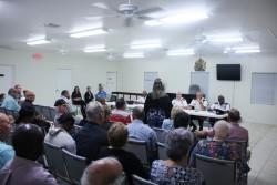 RCIPS Hosts Cayman Brac Community Meeting