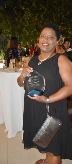 Gender Affairs Unit Staffer Wins Annual