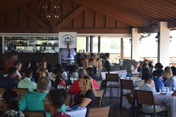 Chamber of Commerce hosts luncheon for Mentoring Cayman 2019