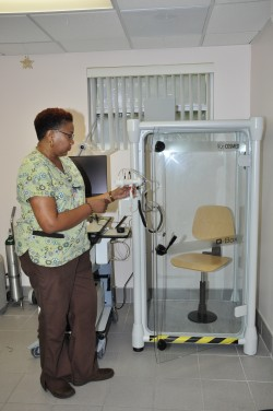HSA and Cystic Fibrosis Trust enhances respiratory care throughout the Cayman Islands