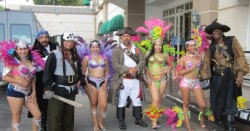 Pirates set to invade Honduras Carnival