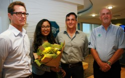 BritCay Scholarship Helps Caymanian Student