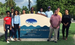 Water Authority Welcomes Summer Interns