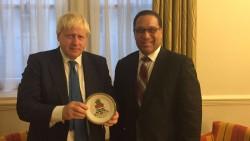 Statement regarding Boris Johnson as next UK Prime Minister