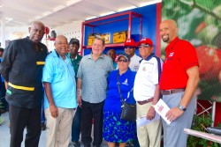 Premier and Minister of Agriculture attend Jamaica Agriculture Show