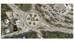 Grand Harbour Roundabout Traffic Metering