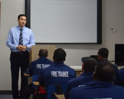CIFS Welcomes New Recruits