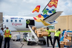 Local hospitals join forces fo rBahamas Relief