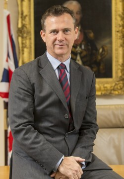 UK Minister of State for the Armed Forces to Visit Cayman