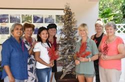 Garden Club decor brings festive feel to Botanic Park