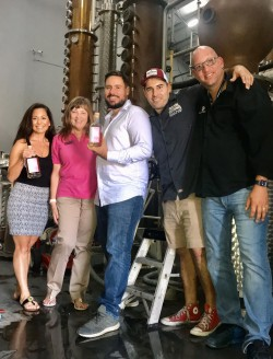 Breast Cancer Foundation Teams Up With Cayman Spirits Pink Gin