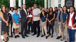 Harneys continues support of the Youth Parliament program