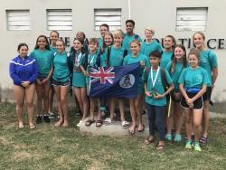 CBAC swimmers break 15 meet records at international swim meet