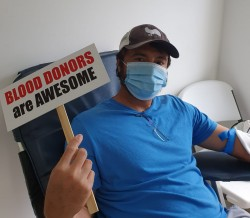Blood Bank off-site location at Cayman Islands Red Cross to close