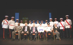 RCIPS 2020 Recruit Class Graduates from Training to Operational Duty