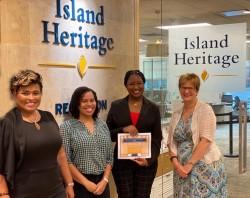 Island Heritage announces recipient of 2020 Educational Grant