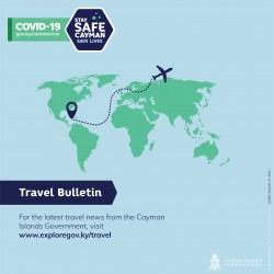 Travel Cayman travel team responds to meet public demand