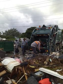 Bulk Waste Campaign in Full Swing