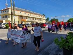 Silent Witness March Promotes Safe Home, Safe Community