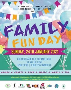 Botanic Park Family Fun Day is Back