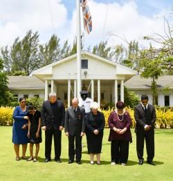 Cayman Bids Farewell to HRH Prince Philip