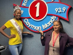 Thomas makes her mark as Miss Teen