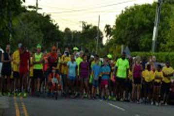 2015 Breeze Fusion 3 Mile Walk Run