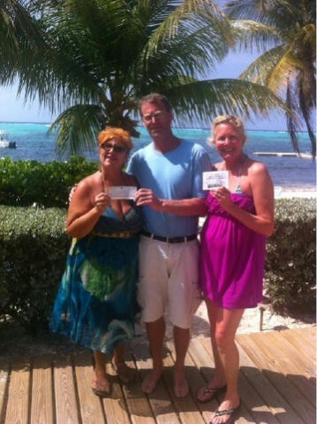 Little Cayman Agriculture Show First Prize Winner