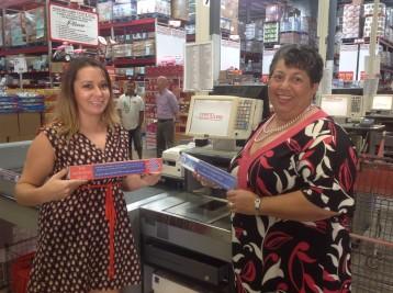 Account Executive Kathy Miller & Deputy Director Paulette Conolly-Bailey