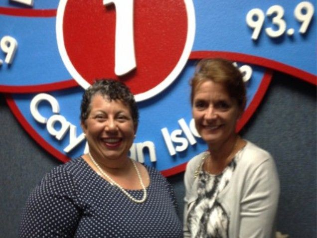 Her Excellency, Governor Helen Kilpatrick on the Business Buzz